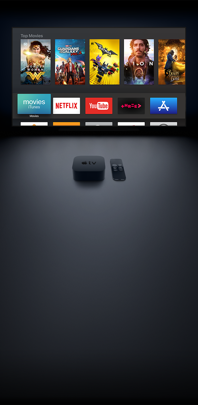 Apple TV | Spark NZ