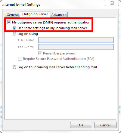 How to set up Xtra email on Outlook 2013 | Spark NZ