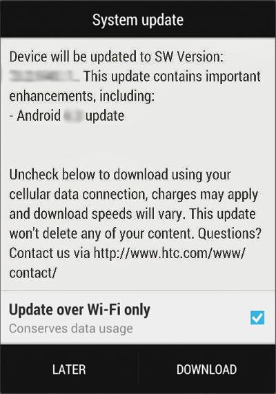 4G - Is my HTC device ready to go? | Spark NZ