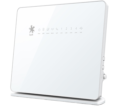 Free modem with any 12 month plan | Spark NZ