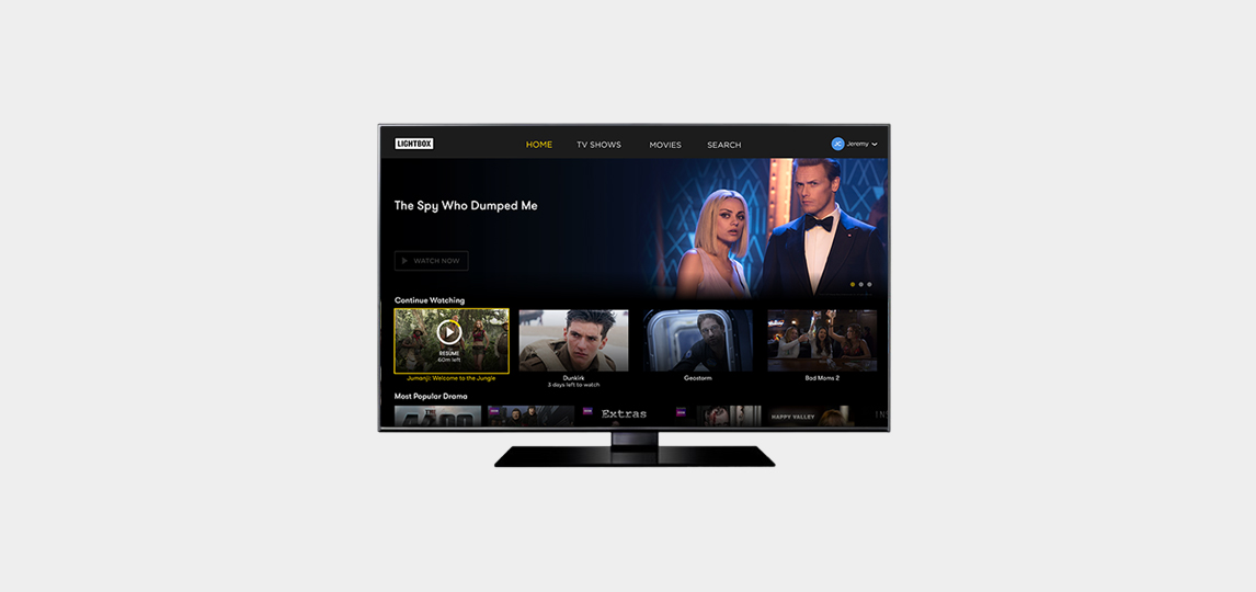 Watch Top Rated Tv Shows Online With Lightbox Spark Nz