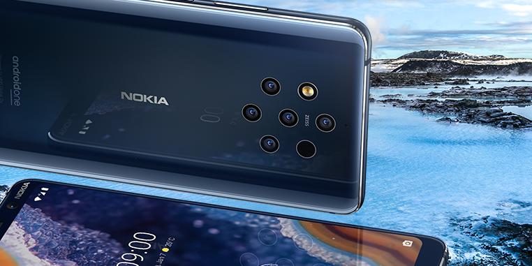 Discover the Nokia 9 PureView | Spark NZ