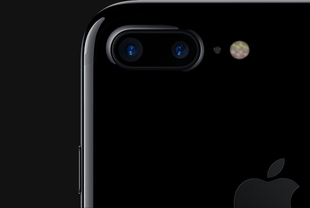 Iphone 7 buy yours from spark nz spark nz iphone 7 plus camera two cameras that shoot as one stopboris Gallery